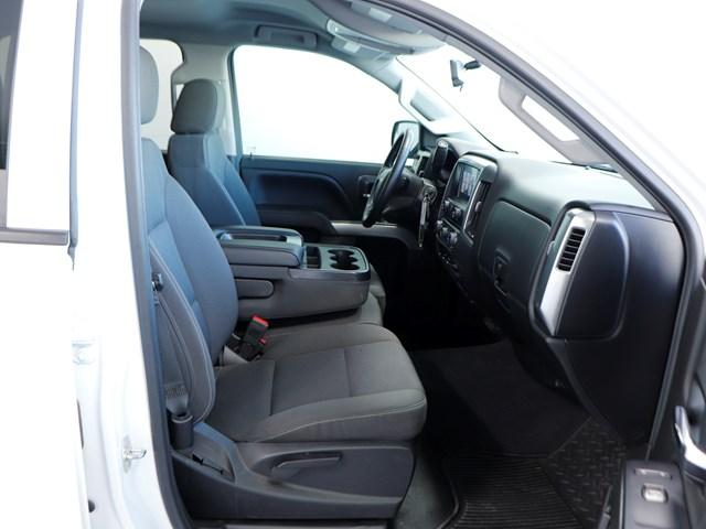 Used 2018 Chevrolet Silverado 1500 LT Crew Cab