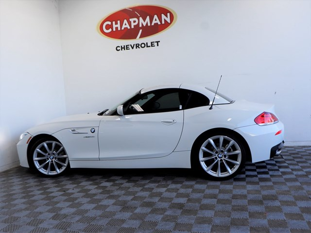 Used 2015 BMW Z4 sDrive35i