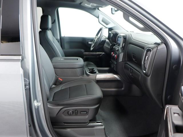 Used 2021 Chevrolet Silverado 1500 LTZ Crew Cab