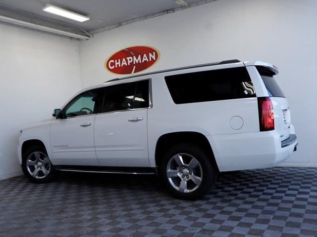 Used 2018 Chevrolet Suburban Premier 1500