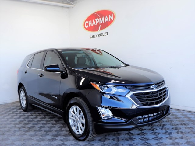New 2021 Chevrolet Equinox 1LT