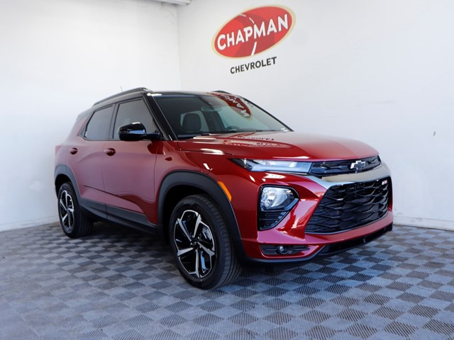 2021 Chevrolet Trailblazer 1RS