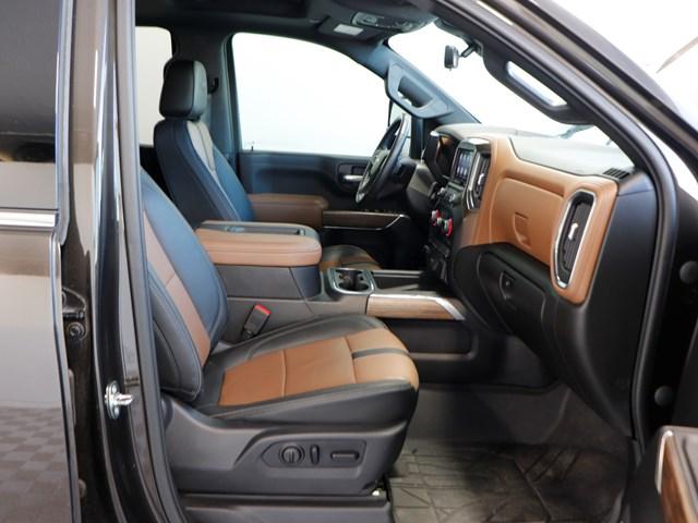 2020 Chevrolet Silverado 3500HD High Country Crew Cab