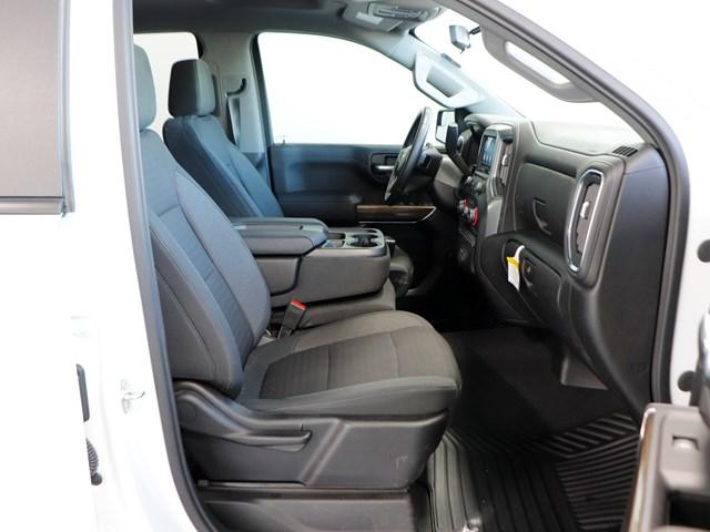 Used 2021 Chevrolet Silverado 1500 LT Crew Cab