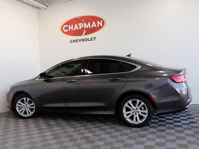 Used 2017 Chrysler 200 Limited