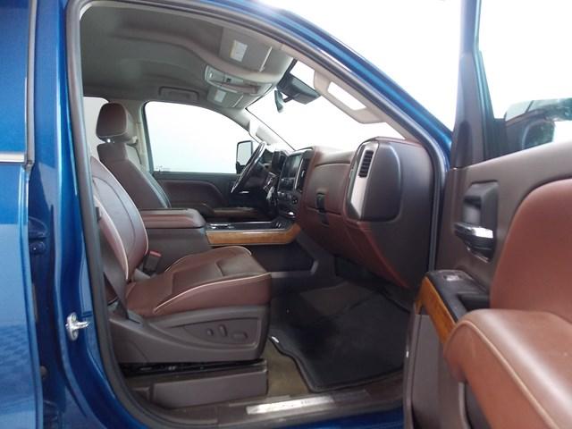 Used 2017 Chevrolet Silverado 2500HD High Country Crew Cab