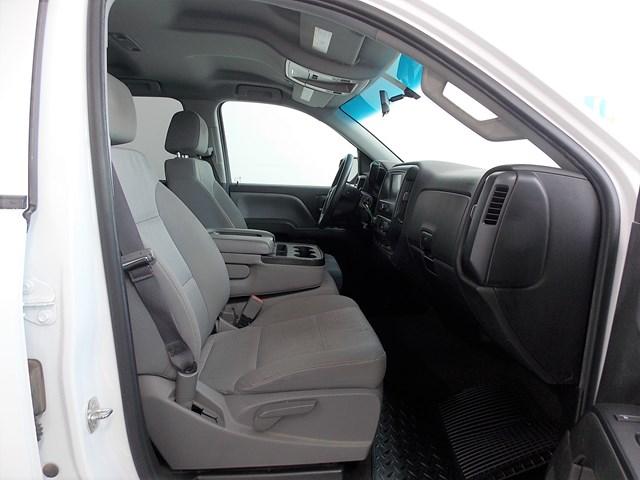 Used 2017 Chevrolet Silverado 1500 Custom Extended Cab