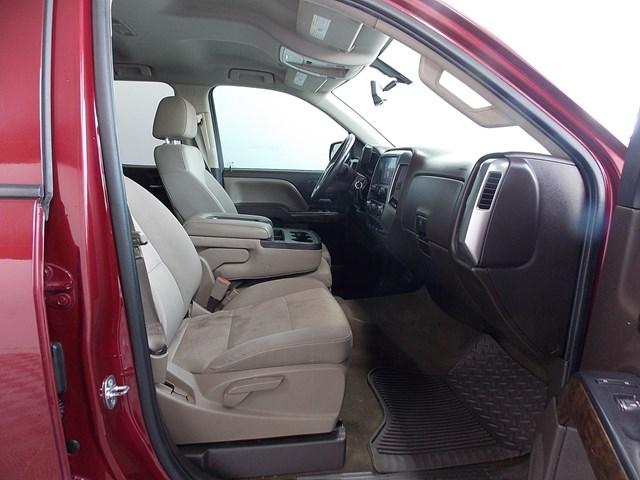 2014 Chevrolet Silverado 1500 LT Extended Cab