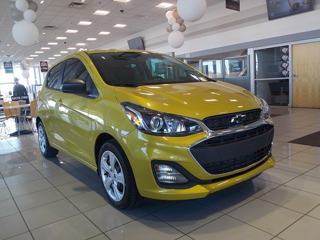 New 2022 Chevrolet Spark LS CVT