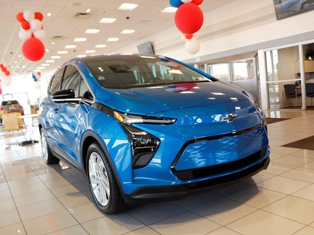 2022 Chevrolet Bolt EV 1LTT