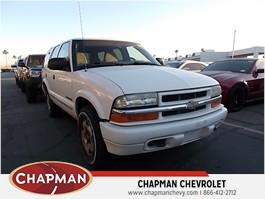 View the 2004 Chevrolet Blazer
