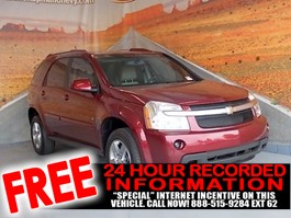 View the 2009 Chevrolet Equinox
