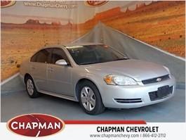 View the 2011 Chevrolet Impala