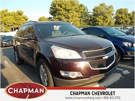 View the 2009 Chevrolet Traverse