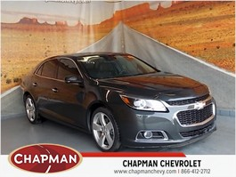 View the 2014 Chevrolet Malibu