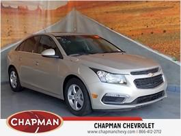 View the 2016 Chevrolet Cruze