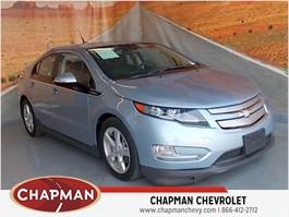 View the 2013 Chevrolet Volt