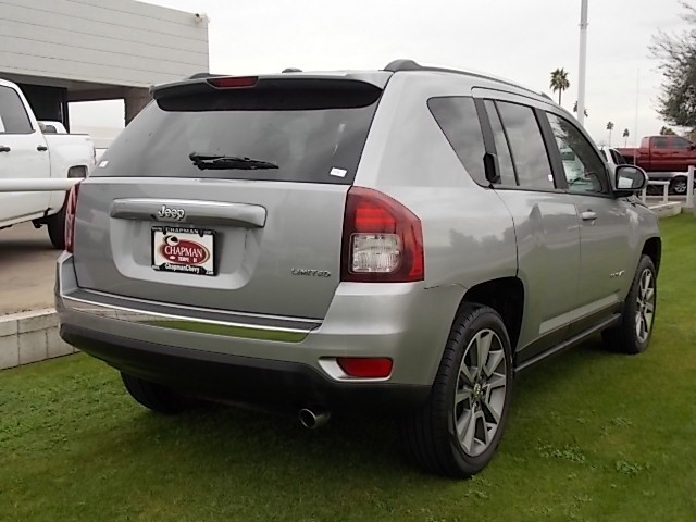 used 2015 jeep compass limited phoenix az stock cp70477 chapman chevy. Black Bedroom Furniture Sets. Home Design Ideas