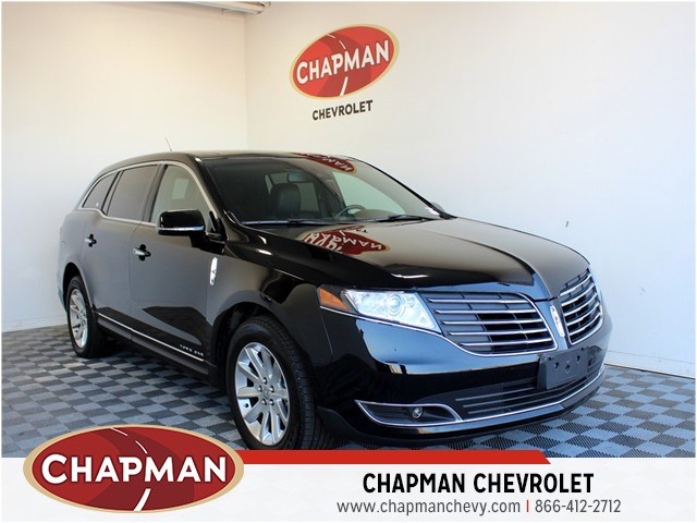 Used 2017 Lincoln Mkt Town Car Livery Fleet Cp86520 Chapman Choice