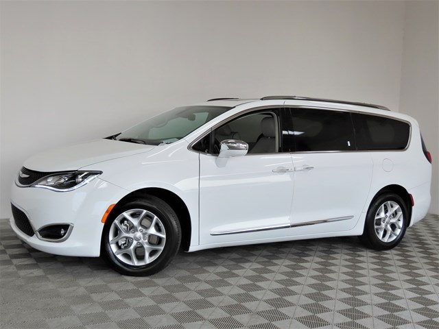 Used 2020 Chrysler Pacifica Limited
