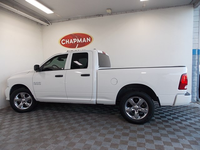 Used 2018 Ram 1500 Express Extended Cab