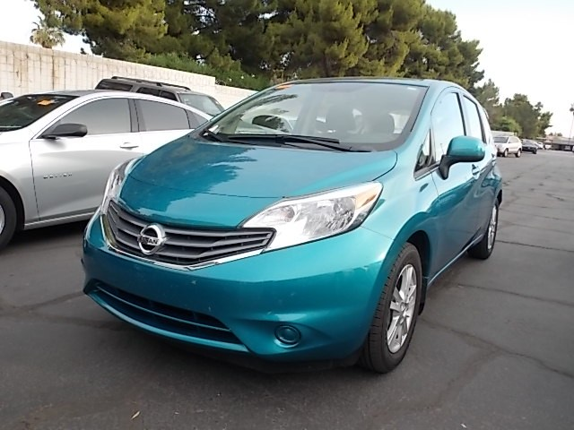used 2014 nissan versa note sv phoenix az stock d7883a chapman chevy. Black Bedroom Furniture Sets. Home Design Ideas