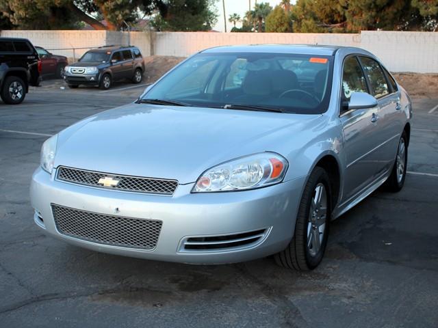 2012 Chevrolet Impala LT – Stock #D8223A