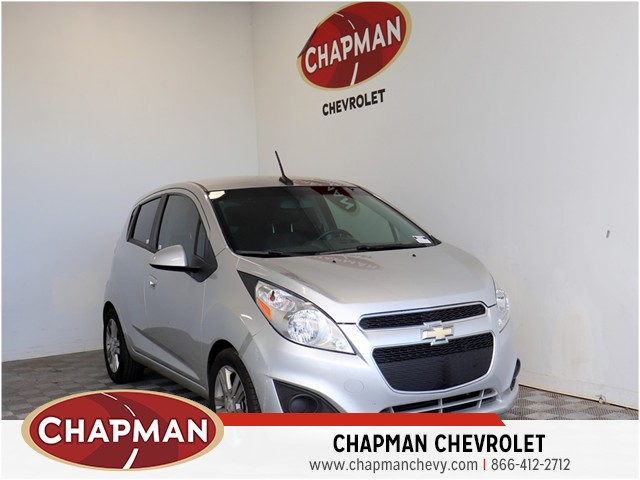 Used 2014 Chevrolet Spark D8889a Chapman Chevrolet