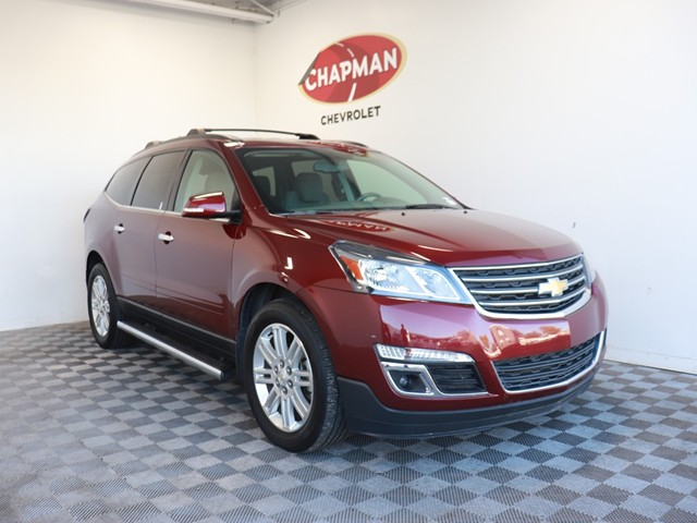 Used 2015 Chevrolet Traverse LT - D8996A | Chapman Choice