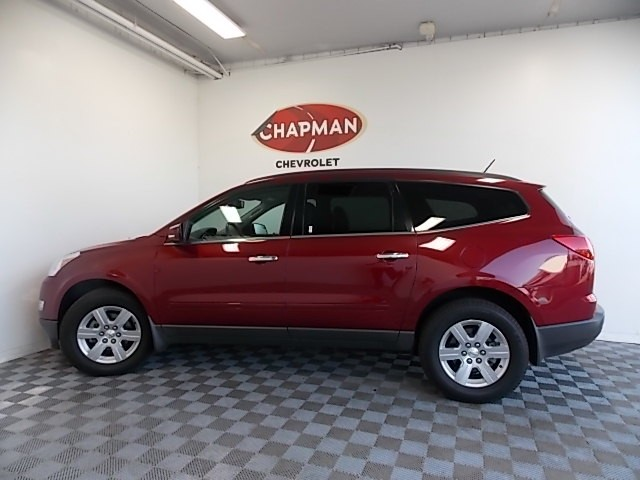 Used 2011 Chevrolet Traverse LT - D9026A | Chapman Choice
