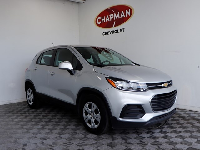 Used 2018 Chevrolet Trax LS