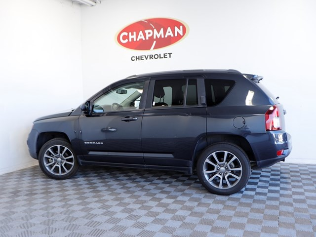 Used 2015 Jeep Compass Limited