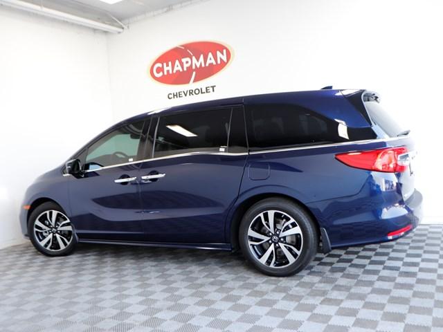 Used 2019 Honda Odyssey Elite