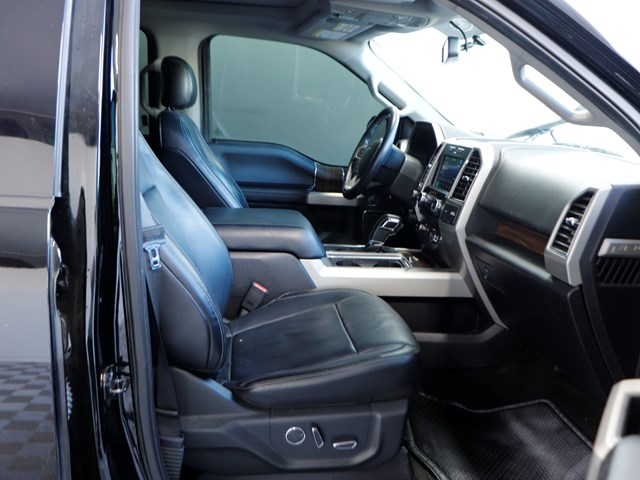 Used 2017 Ford F-150 King Ranch Crew Cab