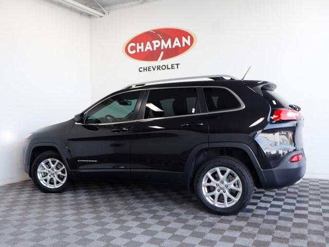 Used 2015 Jeep Cherokee Altitude