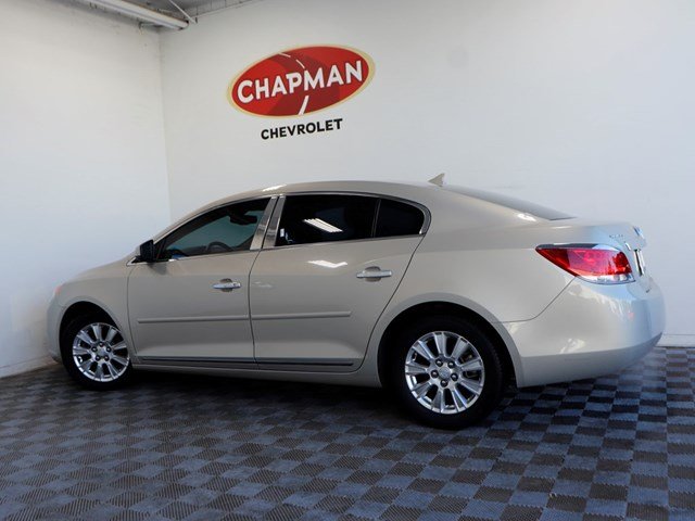 Used 2010 Buick LaCrosse CX