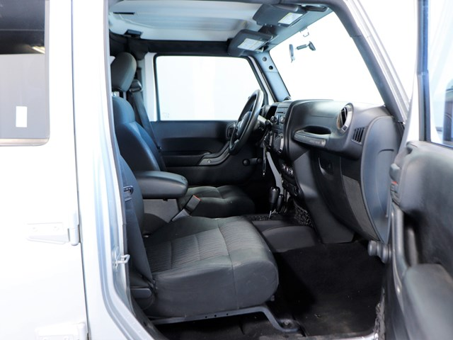 Used 2011 Jeep Wrangler Unlimited Sport Mojave