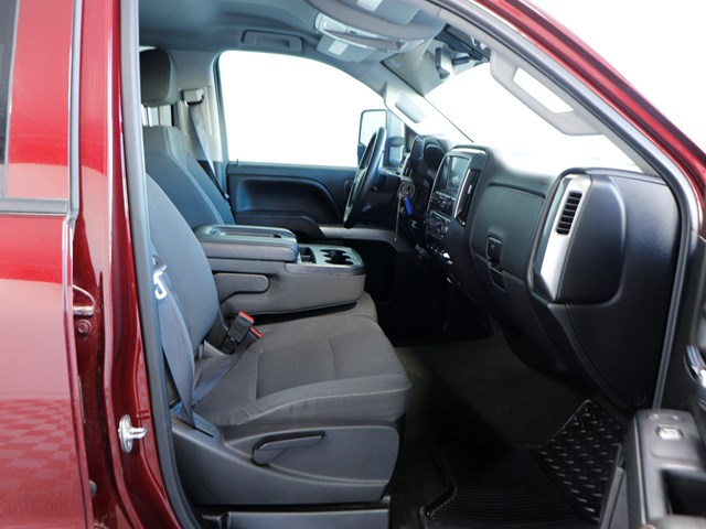 Used 2017 Chevrolet Silverado 2500HD LT Crew Cab
