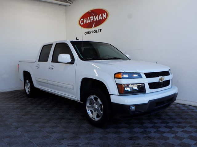 2012 Chevrolet Colorado LT Crew Cab