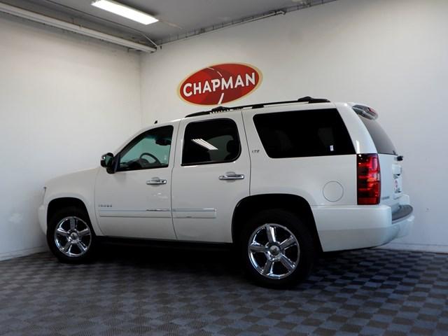 Used 2013 Chevrolet Tahoe LTZ