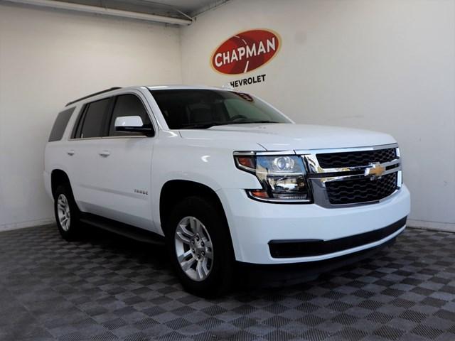 Used 2017 Chevrolet Tahoe LT