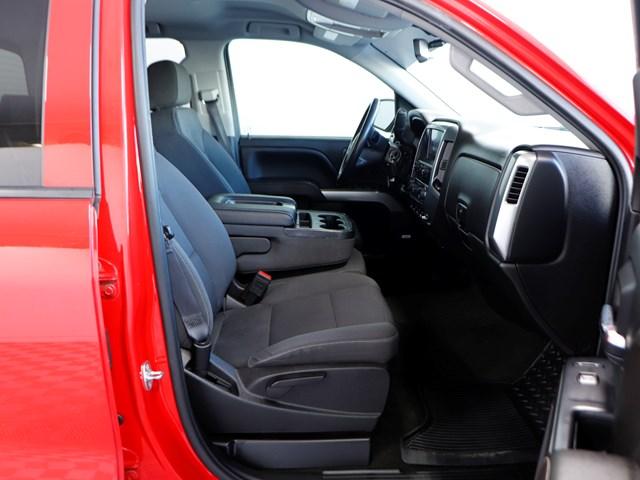 Used 2017 Chevrolet Silverado 1500 LT Extended Cab