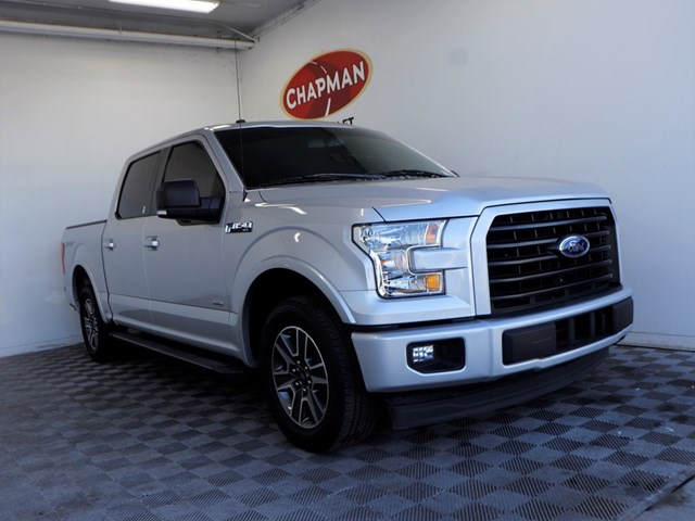 Used 2017 Ford F-150 XLT Crew Cab
