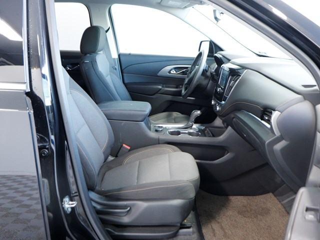 Used 2019 Chevrolet Traverse LS