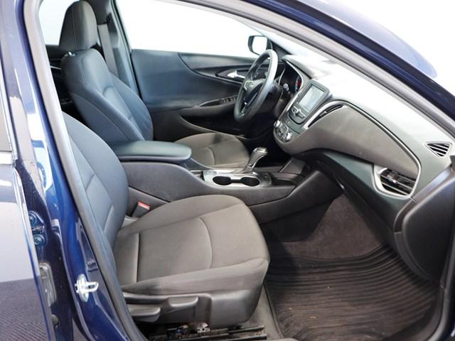 Used 2018 Chevrolet Malibu LS