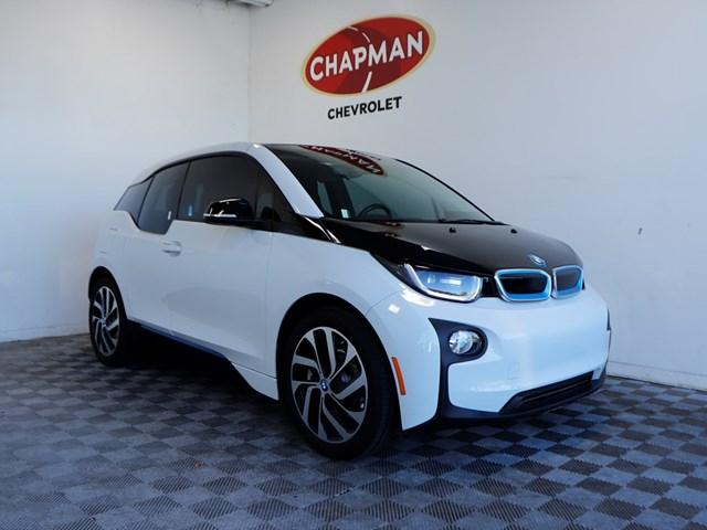 Used 2016 BMW i3
