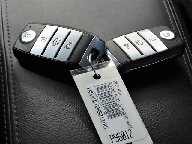 Used 2017 Kia Optima Plug-In Hybrid EX