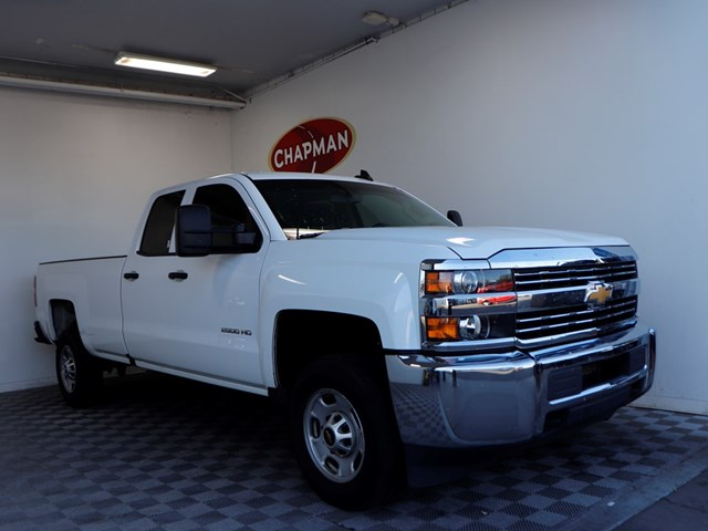 Used 2016 Chevrolet Silverado 2500HD Work Truck Extended Cab