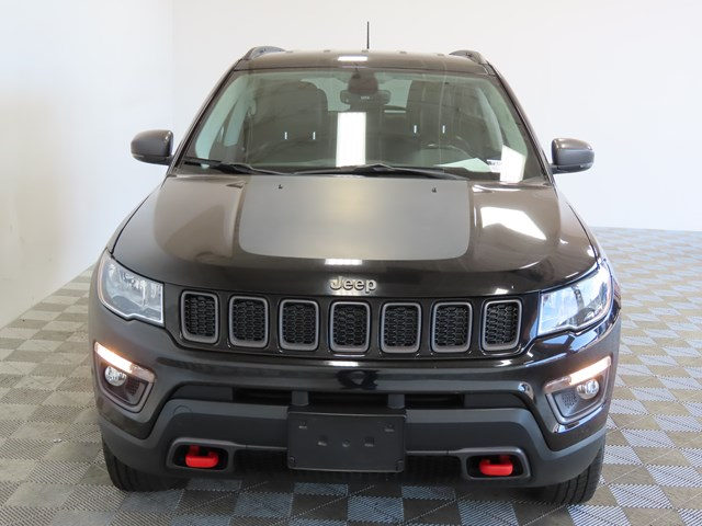 Used 2017 Jeep Compass Trailhawk