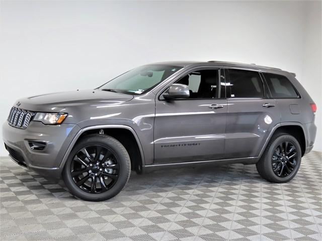 Used 2018 Jeep Grand Cherokee Altitude